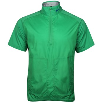 Nike Windproof 1/2 Zip S/S 2013 Outerwear Wind Jacket Apparel
