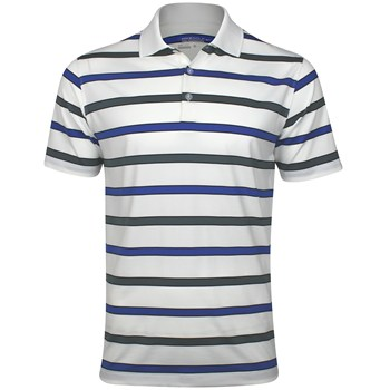 Nike Dri-Fit Stretch UV Stripe 2013 Shirt Polo Short Sleeve Apparel