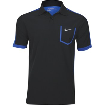Nike Dri-Fit Light Weight Color Block Shirt Polo Short Sleeve Apparel