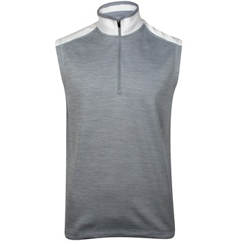 Nike Dri-Fit 1/2 Zip Cover-Up Sweater Vest Apparel