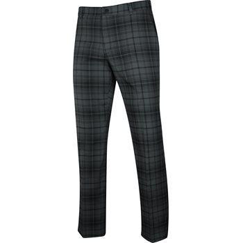 Nike Dri-Fit Golf Plaid Pants Flat Front Apparel
