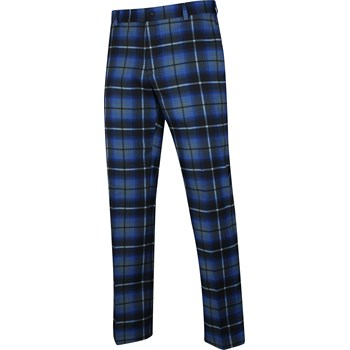 Nike Dri-Fit Golf Plaid Pants Flat Front Apparel