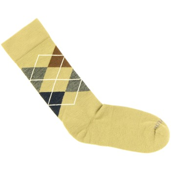 Kentwool Argyle Socks Crew Apparel