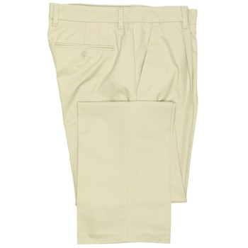 Ashworth Blended Single-Pleat Pants Pleated Apparel