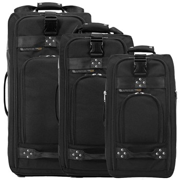 Club Glove TRS Ballistic 3-Piece Ensemble  Luggage Accessories