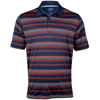 Adidas ClimaCool 2013 Merchandising Stripe Shirt Polo Short Sleeve Apparel