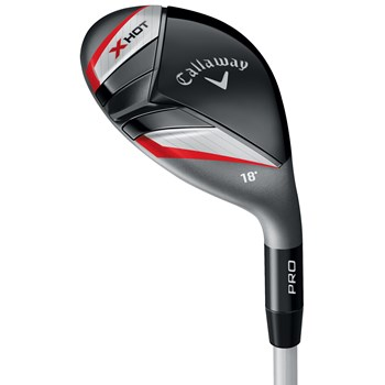 Callaway X Hot Pro Hybrid Preowned Golf Club