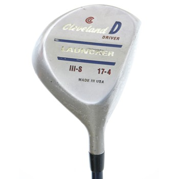 Cleveland Launcher III S Driver Preowned Golf Club