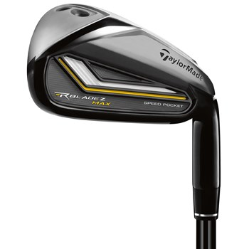 TaylorMade RocketBladez Max Iron Set Preowned Golf Club