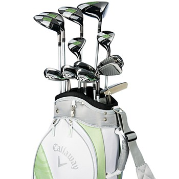 Callaway Solaire II 14-Piece Sage Club Set Golf Club