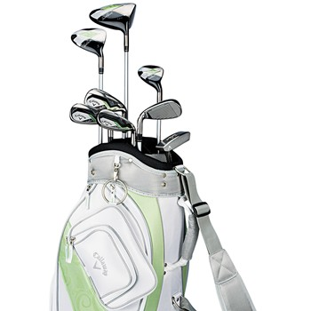 Callaway Solaire II 9-Piece Sage Club Set Golf Club