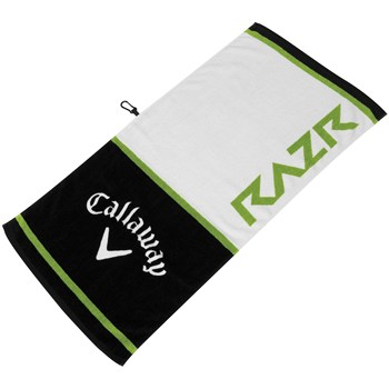 Callaway Tour Authentic RAZR Towel Accessories