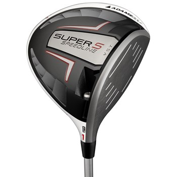 Adams Speedline Super S Driver Preowned Golf Club