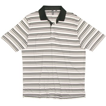Ashworth EZ-TEC2 Performance Stripe Shirt Polo Short Sleeve Apparel
