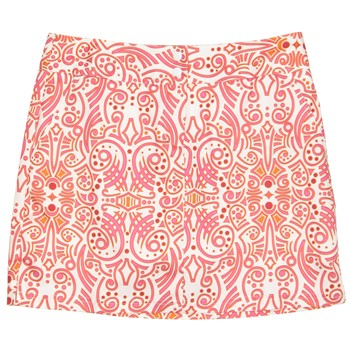 Adidas Contrast Blooming Tattoo Skort Regular Apparel
