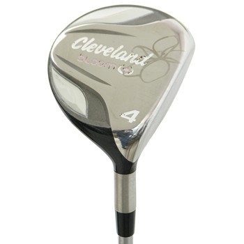 Cleveland Bloom Petal Pink Fairway Wood Preowned Golf Club