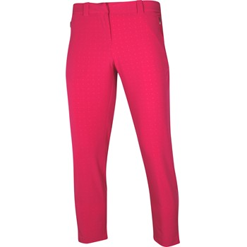 Nike Dri-Fit Slim Crop Pants Flat Front Apparel