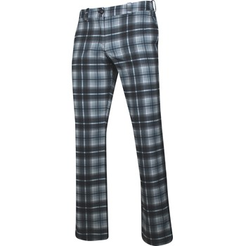 Nike Dri-Fit Modern Rise Plaid Pants Flat Front Apparel