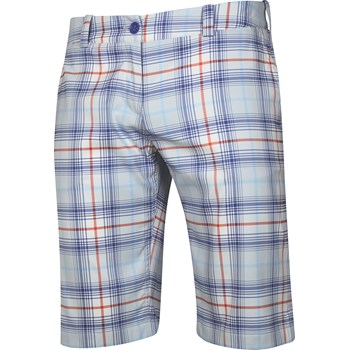 Nike Dri-Fit Modern Rise Plaid Shorts Regular Apparel