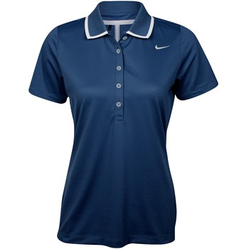 Nike Dri-Fit Swoosh Tech Shirt Polo Short Sleeve Apparel