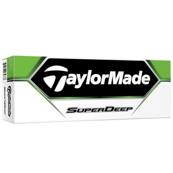 Taylor Made SuperDeep Golf Ball Balls