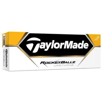 Taylor Made RocketBallz RBZ Urethane Golf Ball Balls