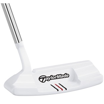 Taylor Made White Smoke DA-62 Putter Preowned Golf Club