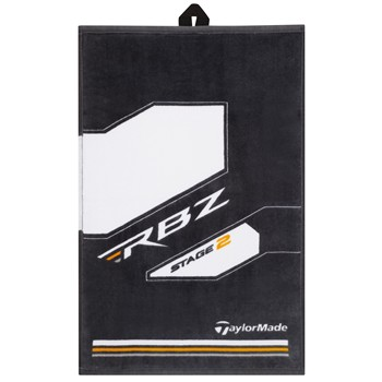 TaylorMade RocketBallz RBZ Stage 2 Microfiber Cart Towel Accessories