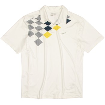 Nike Dri-Fit Fashion Trajectory Chest Print Shirt Polo Short Sleeve Apparel