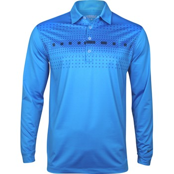 Nike Dri-Fit Fashion L/S Shirt Polo Long Sleeve Apparel