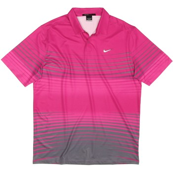 Nike TW Dri-Fit Engineered Graphic Shirt Polo Short Sleeve Apparel