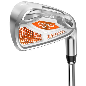 Cobra AMP Cell Orange Iron Set Golf Club