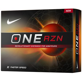 Nike One RZN-X Golf Ball Balls