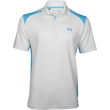 Under Armour UA Performance Color Block Shirt Polo Short Sleeve Apparel
