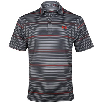 Under Armour UA Performance Stripe Shirt Polo Short Sleeve Apparel