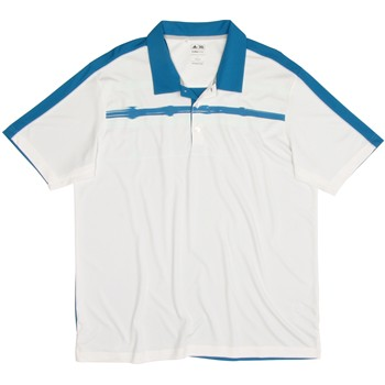 Adidas ClimaCool Velocity Print Shirt Polo Short Sleeve Apparel