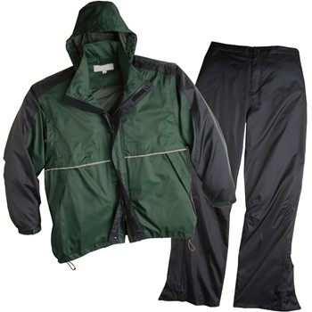 ShedRain Golf Convertible Rainwear Rainsuit Apparel