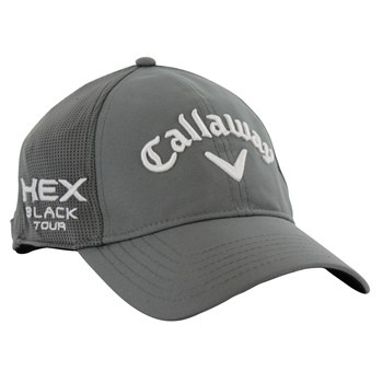 Callaway Tour Perforated Performance Adjustable Headwear Cap Apparel