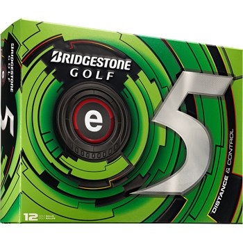 Bridgestone e5 2013 Golf Ball Balls