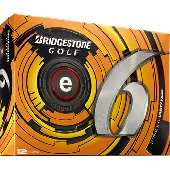Bridgestone e6 2013 Golf Ball Balls