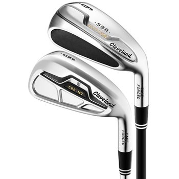 Cleveland 588 Altitude/588 MT Combo Iron Set Preowned Golf Club