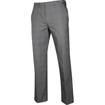 Ashworth Glen Plaid Flat Front Pants Flat Front Apparel
