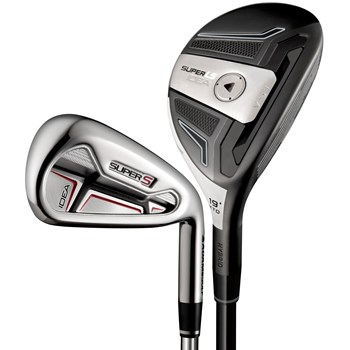 Adams Idea Super LS Hybrid Iron Set Golf Club