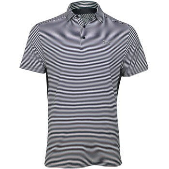 Under Armour UA Coldblack Optic Stripe Shirt Polo Short Sleeve Apparel