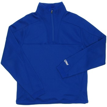 The Otter Company Storm Fleece Half-Zip Outerwear Pullover Apparel
