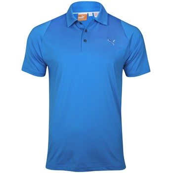 Puma Golf Duo-Swing Shirt Polo Short Sleeve Apparel