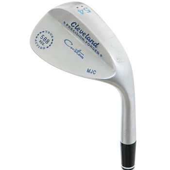 Cleveland 588 Forged Satin Custom 1 Wedge Preowned Golf Club