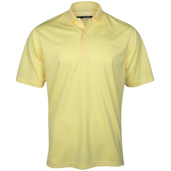 Greg Norman Performance Solid Shirt Polo Short Sleeve Apparel
