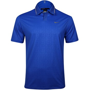 Nike TW Dri-Fit Emboss Shirt Polo Short Sleeve Apparel