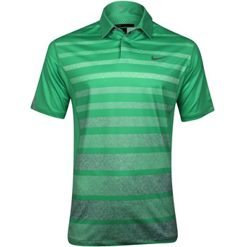 Nike TW Dri-Fit Stripe Shirt Polo Short Sleeve Apparel
